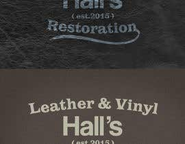 #29 for Leather and Vinyl Company Logo by paramiginjr63