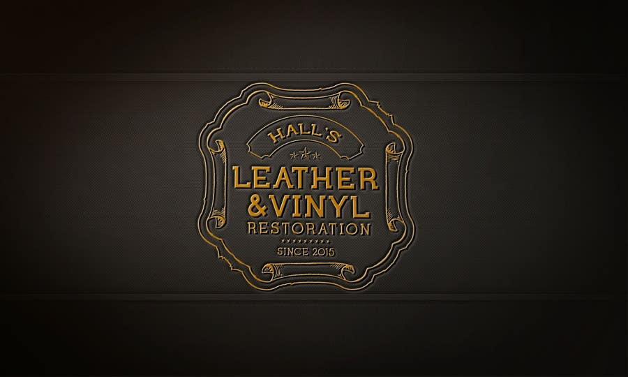Konkurrenceindlæg #                                        18                                      for                                         Leather and Vinyl Company Logo