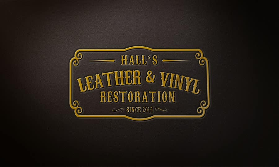 Konkurrenceindlæg #23 for Leather and Vinyl Company Logo