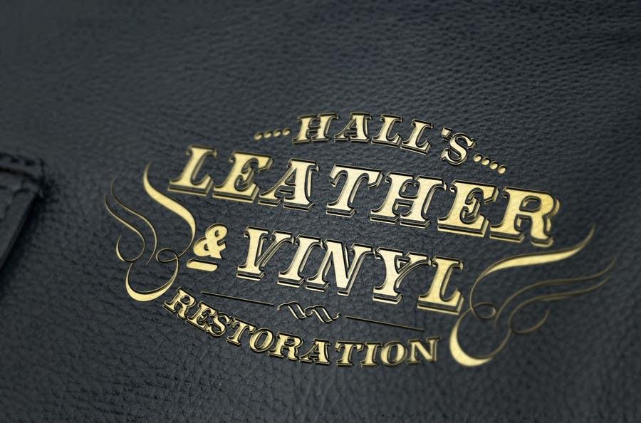 Inscrição nº 38 do Concurso para Leather and Vinyl Company Logo