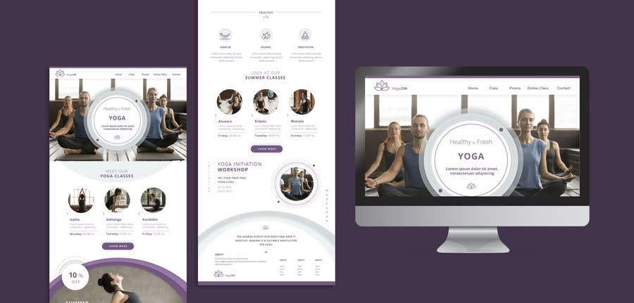 Kilpailutyö #                                        37                                      kilpailussa                                         Landing Page Design in Pagefly (Shopify)