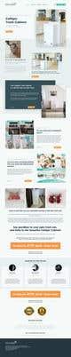 Kilpailutyön #                                                26                                              pienoiskuva kilpailussa                                                 Landing Page Design in Pagefly (Shopify)