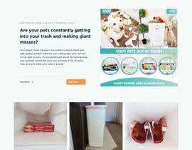 Nro 26 kilpailuun Landing Page Design in Pagefly (Shopify) käyttäjältä amaanshahana007