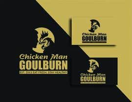 Nro 53 kilpailuun Logo design for chicken shop käyttäjältä urmi30