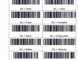 Nro 4 kilpailuun Create any barcode käyttäjältä akibbepari