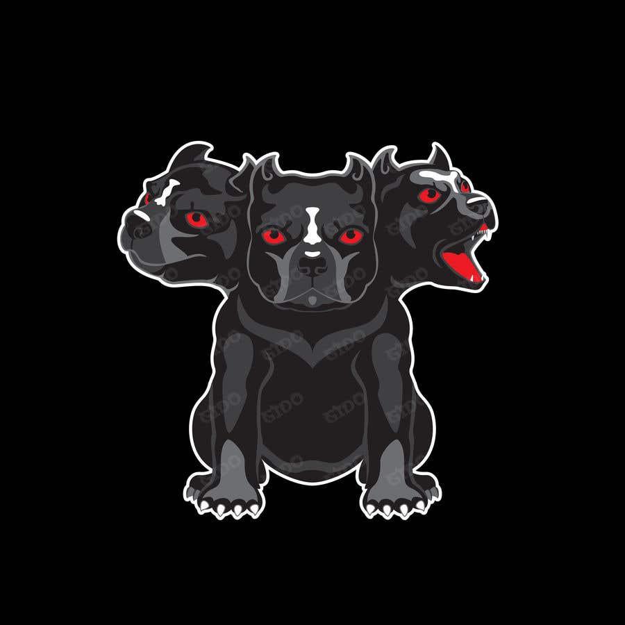 Kilpailutyö #                                        137                                      kilpailussa                                         cerberus puppy