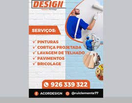 #191 for Flyer for remodeling company by miloroy13