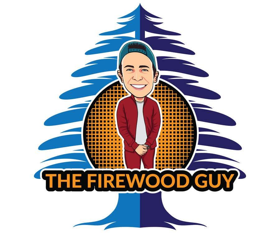 """Bài tham dự cuộc thi #                                        31                                      cho                                         """"The Firewood Guy"""" Logo"""