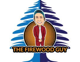 """#31 for """"The Firewood Guy"""" Logo by antor545"""