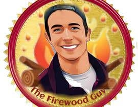 """#25 for """"The Firewood Guy"""" Logo by Mohsinaowni"""