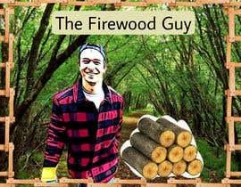 "#20 for ""The Firewood Guy"" Logo by zulhalifzawawi01"