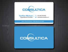 #643 for design a business card by Sadikul2001