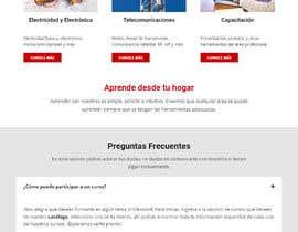 msalcedon1 tarafından Wordpress site design için no 2