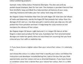 Nro 4 kilpailuun Content writer for a beauty magazine/blog käyttäjältä minecourses17