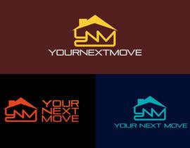 #165 para Design a Logo for Your Next Move por sinzcreation