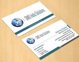 #8 para Design some Business Cards for My Business por dinesh0805