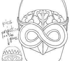 Nro 117 kilpailuun Create a 3D Helmet For A Rapper käyttäjältä VickyPolo