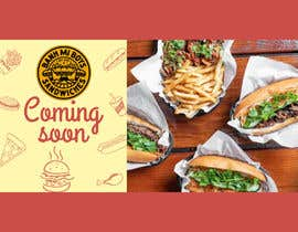#11 for Restaurant opening soon banner by kjriad