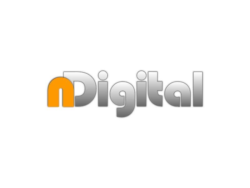 #106 for Design a Logo for a new company - nDigital by zlayo