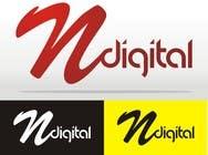 Graphic Design Inscrição do Concurso Nº321 para Design a Logo for a new company - nDigital