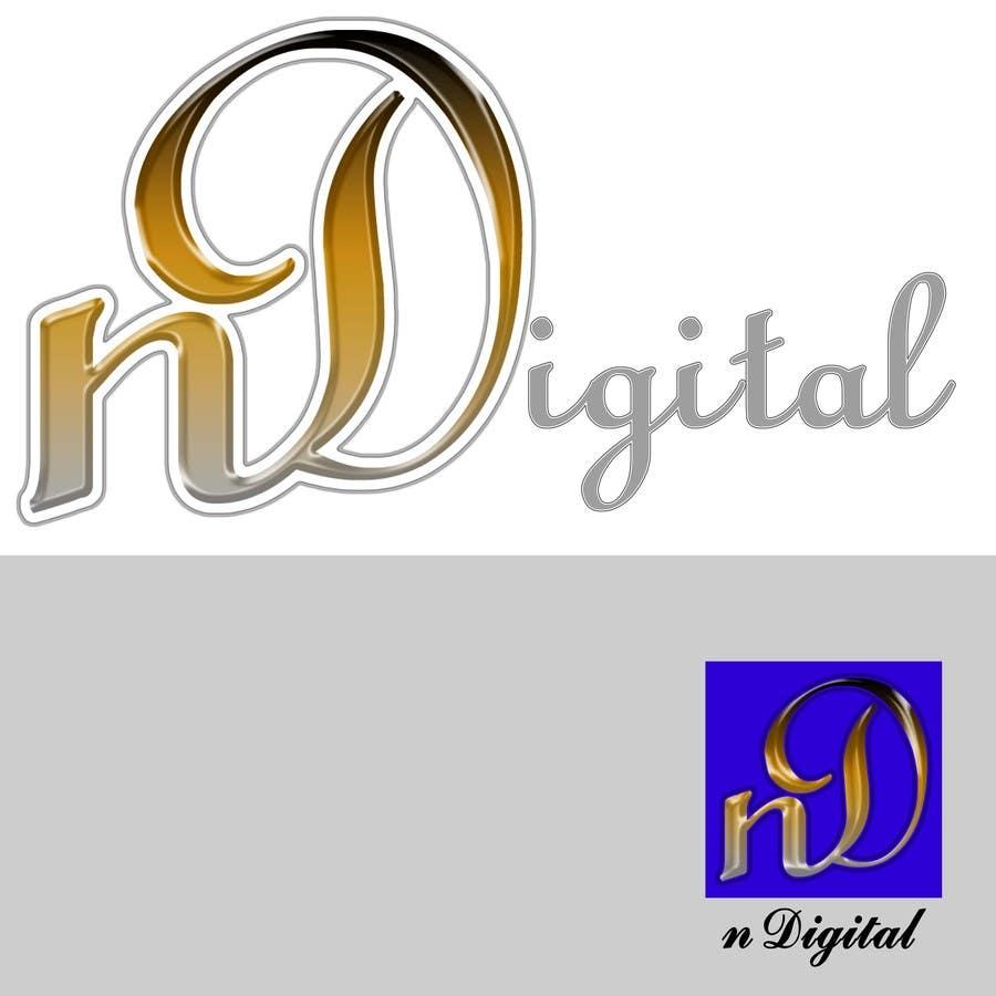 Inscrição nº 96 do Concurso para Design a Logo for a new company - nDigital