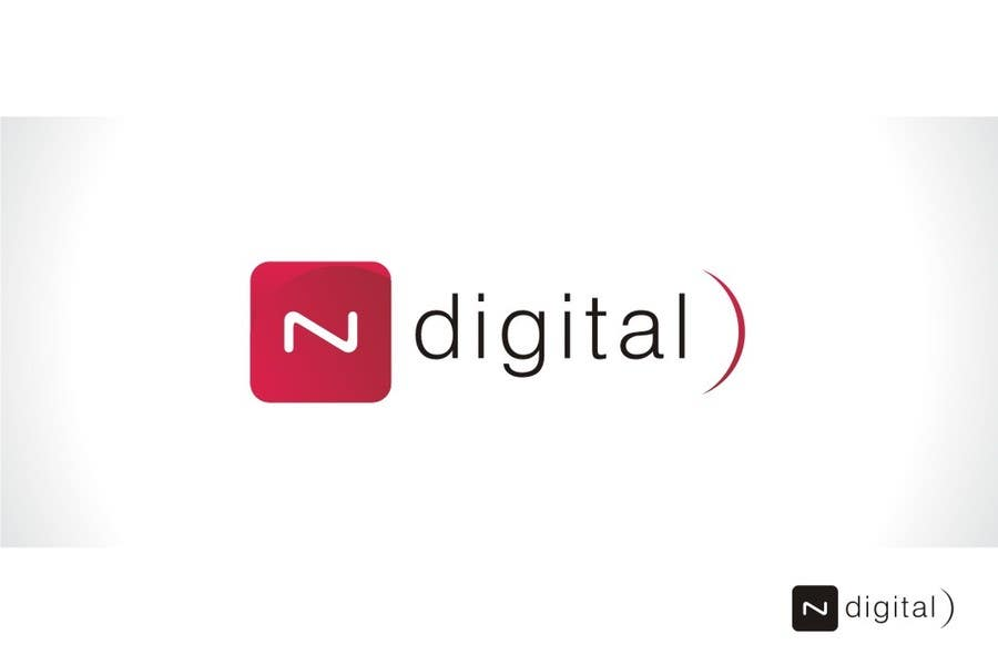 #108 for Design a Logo for a new company - nDigital by rimjhimarts