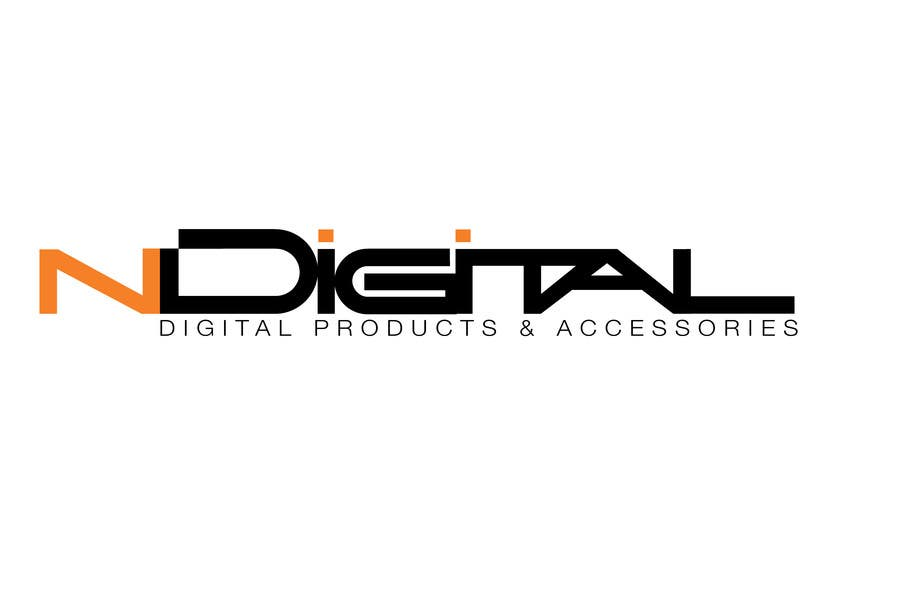 #325 for Design a Logo for a new company - nDigital by stanbaker