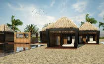 3D Rendering Contest Entry #17 for Beach Bungalows Design