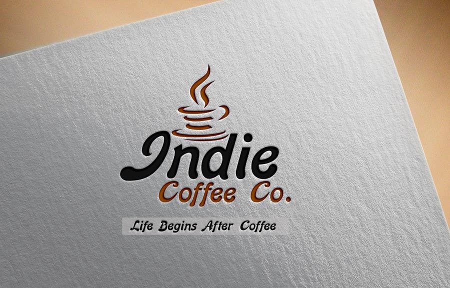Konkurrenceindlæg #84 for Design a Logo for Indie Coffee Co.