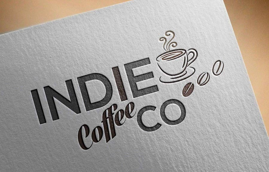 Konkurrenceindlæg #55 for Design a Logo for Indie Coffee Co.