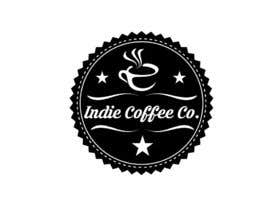 #40 untuk Design a Logo for Indie Coffee Co. oleh georgeecstazy