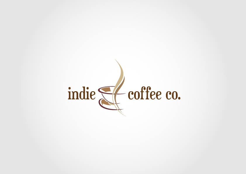 Konkurrenceindlæg #104 for Design a Logo for Indie Coffee Co.