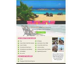 #27 untuk Design a Website Mockup for www.SriLankaMICE.com oleh nomandesign