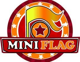 #26 for Ontwerp een Logo for  miniflag af surajbherwani