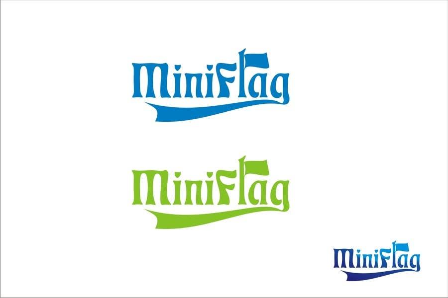 Bài tham dự cuộc thi #22 cho Ontwerp een Logo for  miniflag
