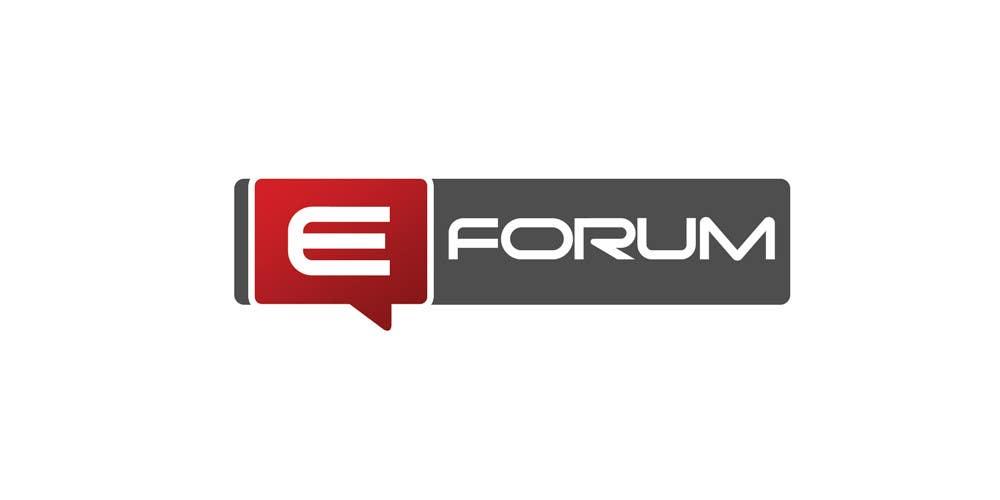Penyertaan Peraduan #143 untuk eForum logo