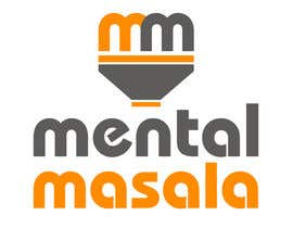#44 for Design a Logo for Mental Masala (www.mentalmasala.com) af AppDevStudios