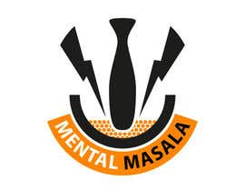 #26 for Design a Logo for Mental Masala (www.mentalmasala.com) af decosmic