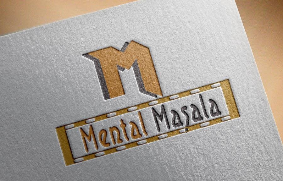 Konkurrenceindlæg #                                        28                                      for                                         Design a Logo for Mental Masala (www.mentalmasala.com)
