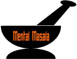#45 for Design a Logo for Mental Masala (www.mentalmasala.com) af fb552986f8a8888