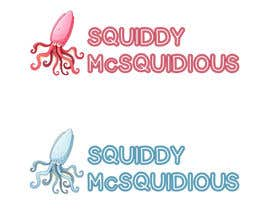 "nº 1 pour Design a Logo for ""Squiddy McSquidious"" par FrostCreative"