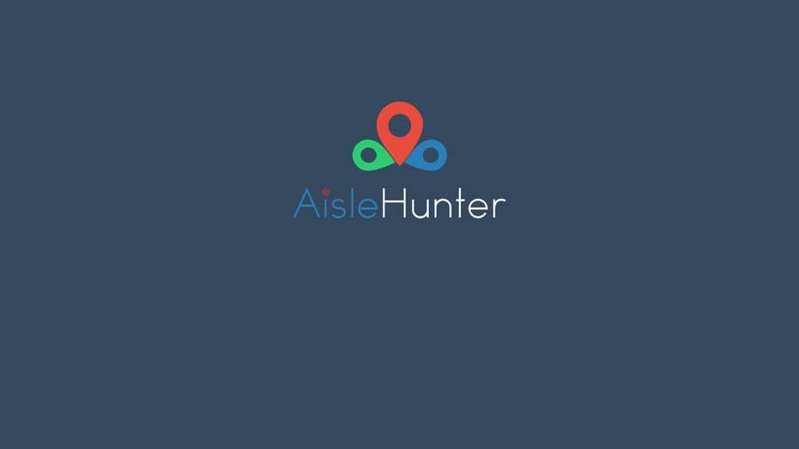 Penyertaan Peraduan #2 untuk Design a Logo for AisleHunter