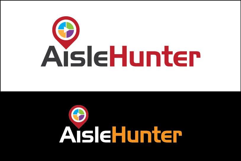 Penyertaan Peraduan #33 untuk Design a Logo for AisleHunter