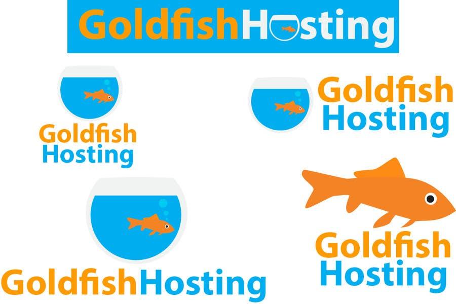 Bài tham dự cuộc thi #                                        42                                      cho                                         Design a Logo for Goldfish Hosting