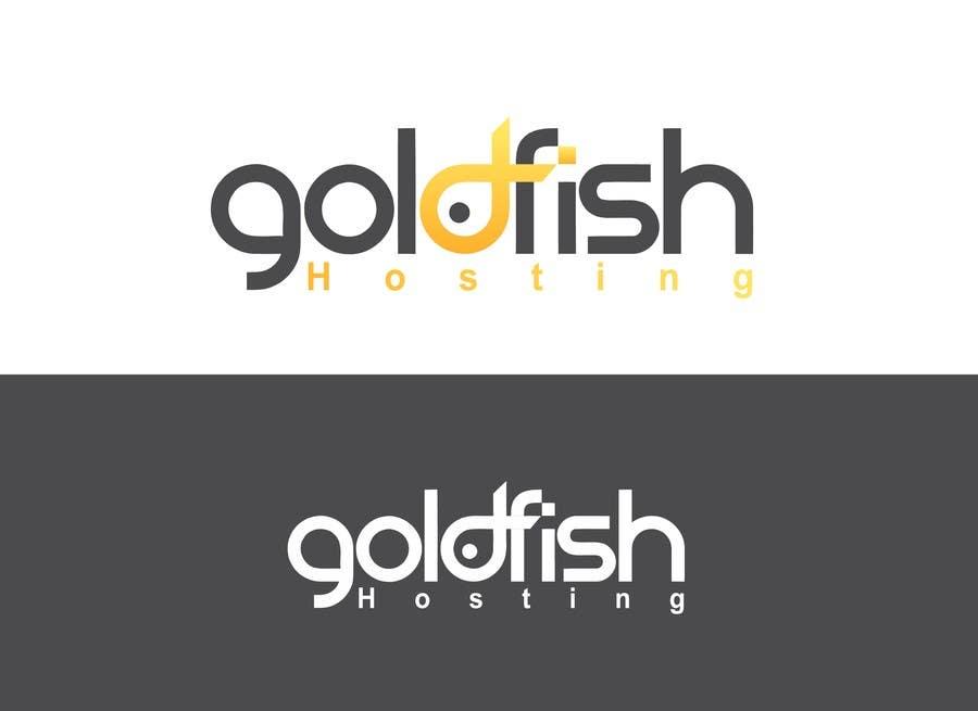 Bài tham dự cuộc thi #                                        71                                      cho                                         Design a Logo for Goldfish Hosting