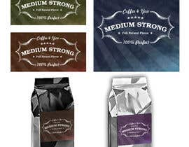 #8 cho Create Print and Packaging Designs for coffee bag bởi andrijapajic