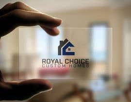 #85 untuk Design a Logo for Custom Home Builder oleh brokenheart5567