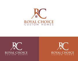 #86 cho Design a Logo for Custom Home Builder bởi brokenheart5567