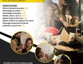 #123 for Flyer for make up lessons by maidang34