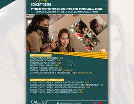 #114 for Flyer for make up lessons by zobayervfx5060